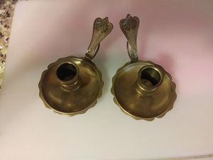 Brass Candlestick Holders for Sale in Frederick, MD