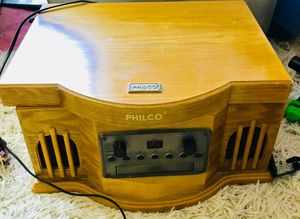 philco radio cd cassette player for Sale in Fairfax, VA