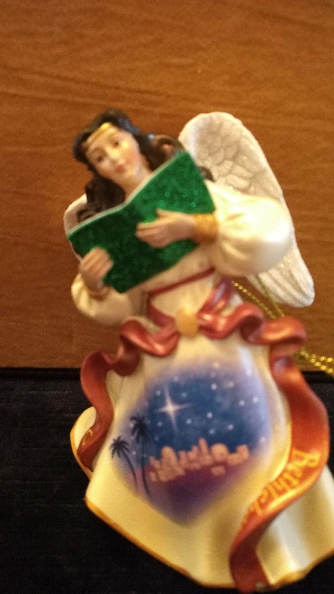Angel Christmas ornaments