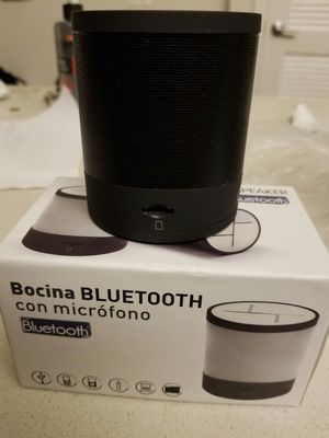 Bluetooth speaker for Sale in Washington, DC