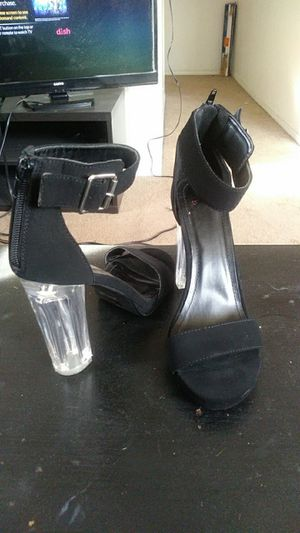 34ca8094592 New and Used Clear heels for Sale in Fontana, CA - OfferUp