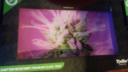 Shatter Resistant Premium Glass Trays Thumbnail