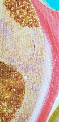 SPRING SALE ENDS MAY 11 2021 Original Acrylic Canvas Painting Art Thumbnail