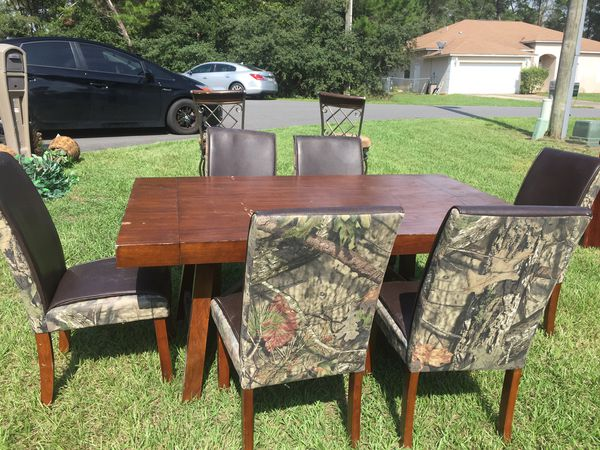 Table Chairs For Sale In Ocala Fl Offerup