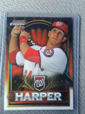 Bryce Harper BCE1 Baseball Card for Sale in Orlando, FL