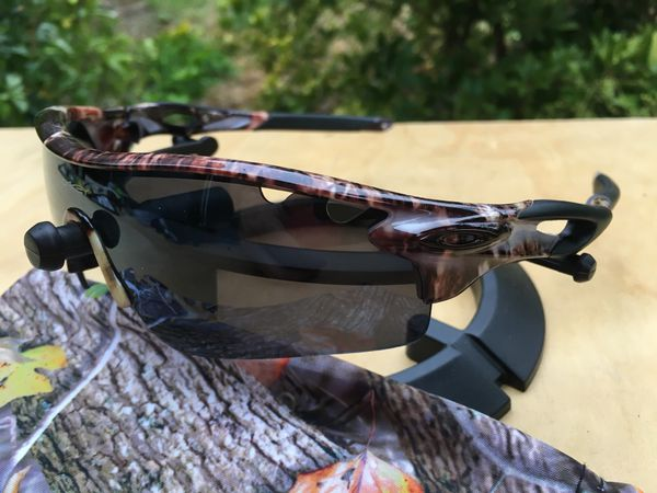 6fbb61d2a5 NEW Oakley RadarLock camouflage sunglasses (non-polarized) (Jewelry    Accessories) in Clackamas
