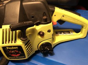 Poulan Woodshark chainsaw for Sale in Saint Charles, MO