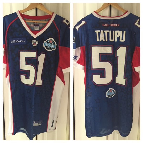 uk availability 6b42d a12b4 Lofa Tatupu Seahawks Pro Bowl Jersey Size 48 for Sale in Bothell, WA -  OfferUp