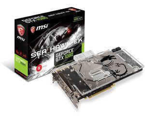 MSI 1080 EKWB Seahawk edition GPU! for Sale in Austin, TX