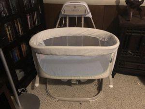 Ingenuity 3 in 1 rocker, swing, bassinet barely used! for Sale in Silver Spring, MD