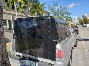"Camper for truck 5'2""ancho x 6'-2"" largo for Sale in Miami, FL"