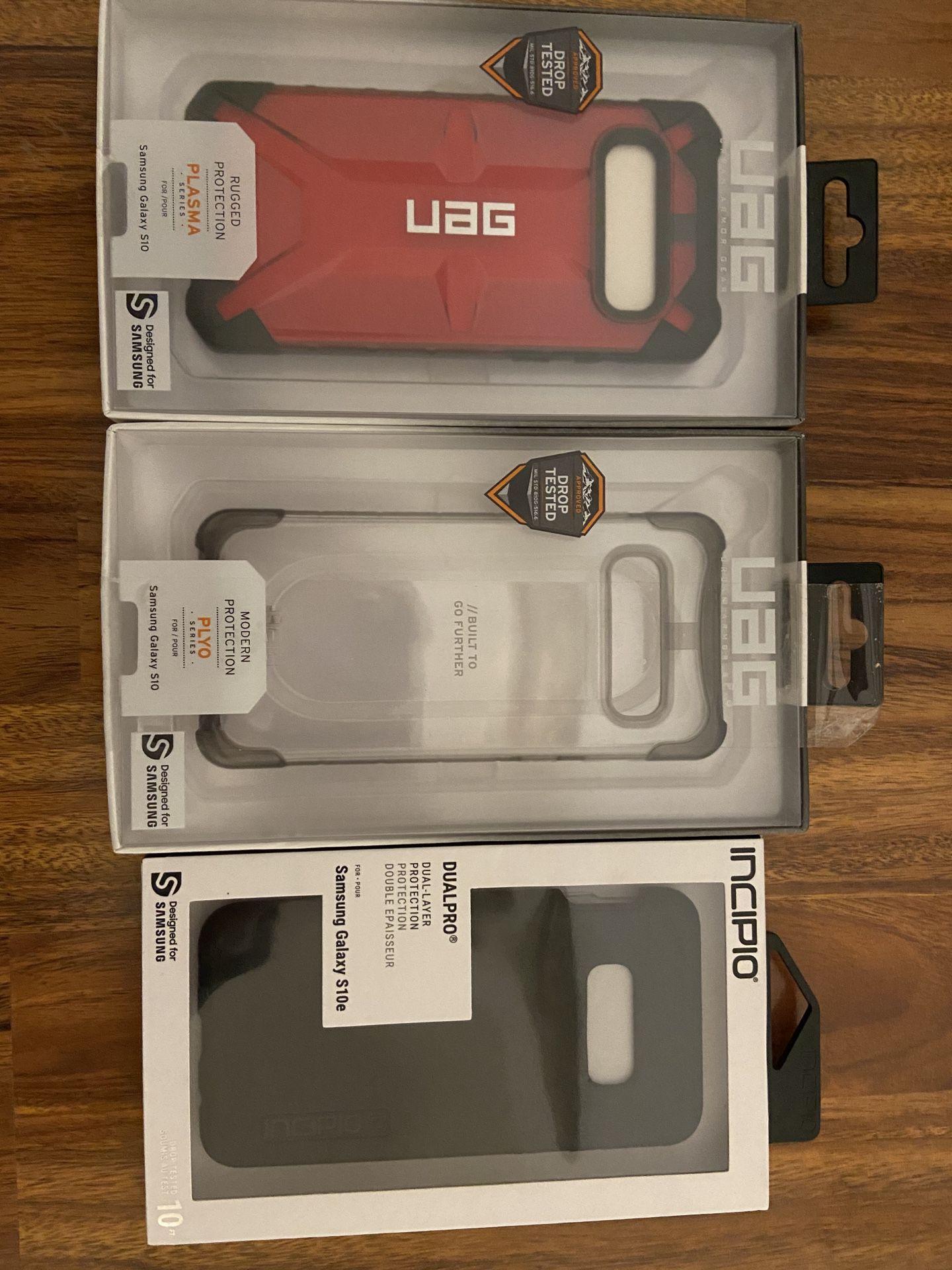 Samsung Galaxy S10/S10e Cases