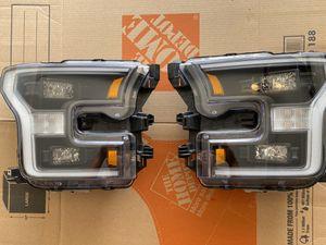 Photo Ford raptor LED headlights