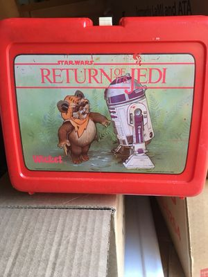 Star Wars Return of the Jedi Lunchbox Original for Sale in Apex, NC