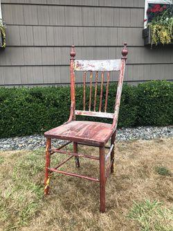 Vintage Garden Chair Thumbnail