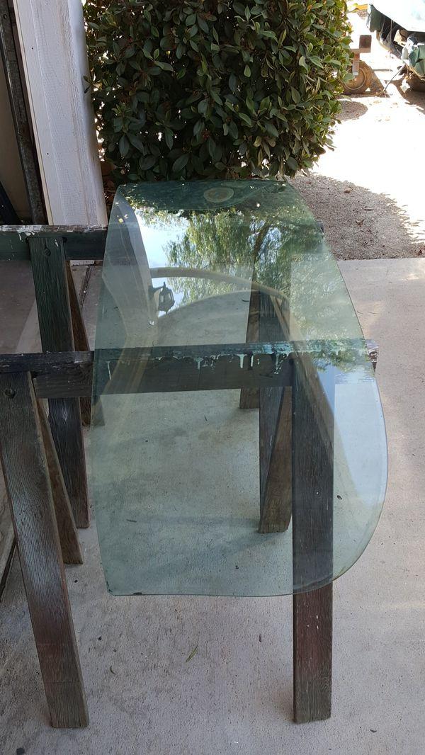 55 Chevy sedan rear window Green tint Fits 55 56 57 seadans  for Sale in  Riverside, CA - OfferUp