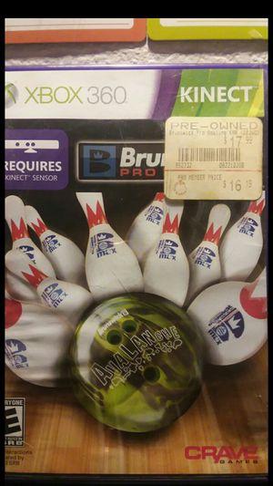 Brunswick Pro Bowling Xbox 360 for Sale in Las Vegas, NV