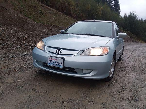 05 Honda Civic Hybrid