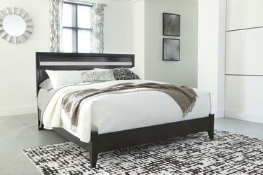 🔥Starberry Black King Panel Bed🔥💲💲💲39 DOWN 🌟SAME DAY DELIVERY  Thumbnail