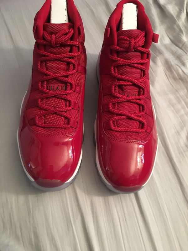 c8adf217454 All red 11s sz 12 for Sale in New York