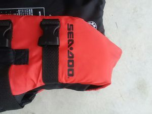 Kids life jacket never used for Sale in Cuyahoga Heights, OH