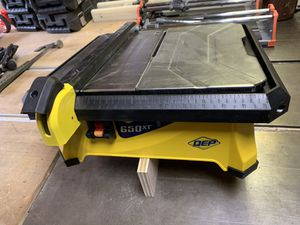 7'' table tile cutter new for Sale in Damascus, MD