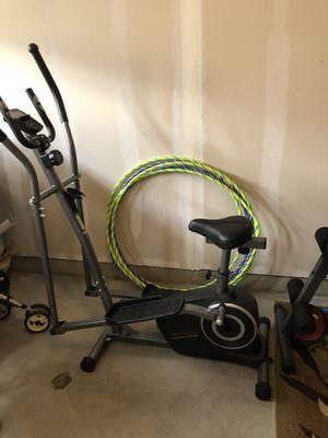 Twin n one Elliptical and Bike for Sale in Elkridge, MD
