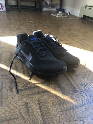 Photo Nike Air Max Oketo: Black and Blue