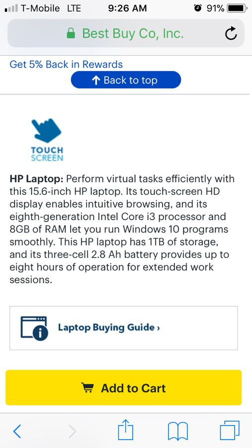 New and Used Hp laptop for Sale in Worcester, MA - OfferUp