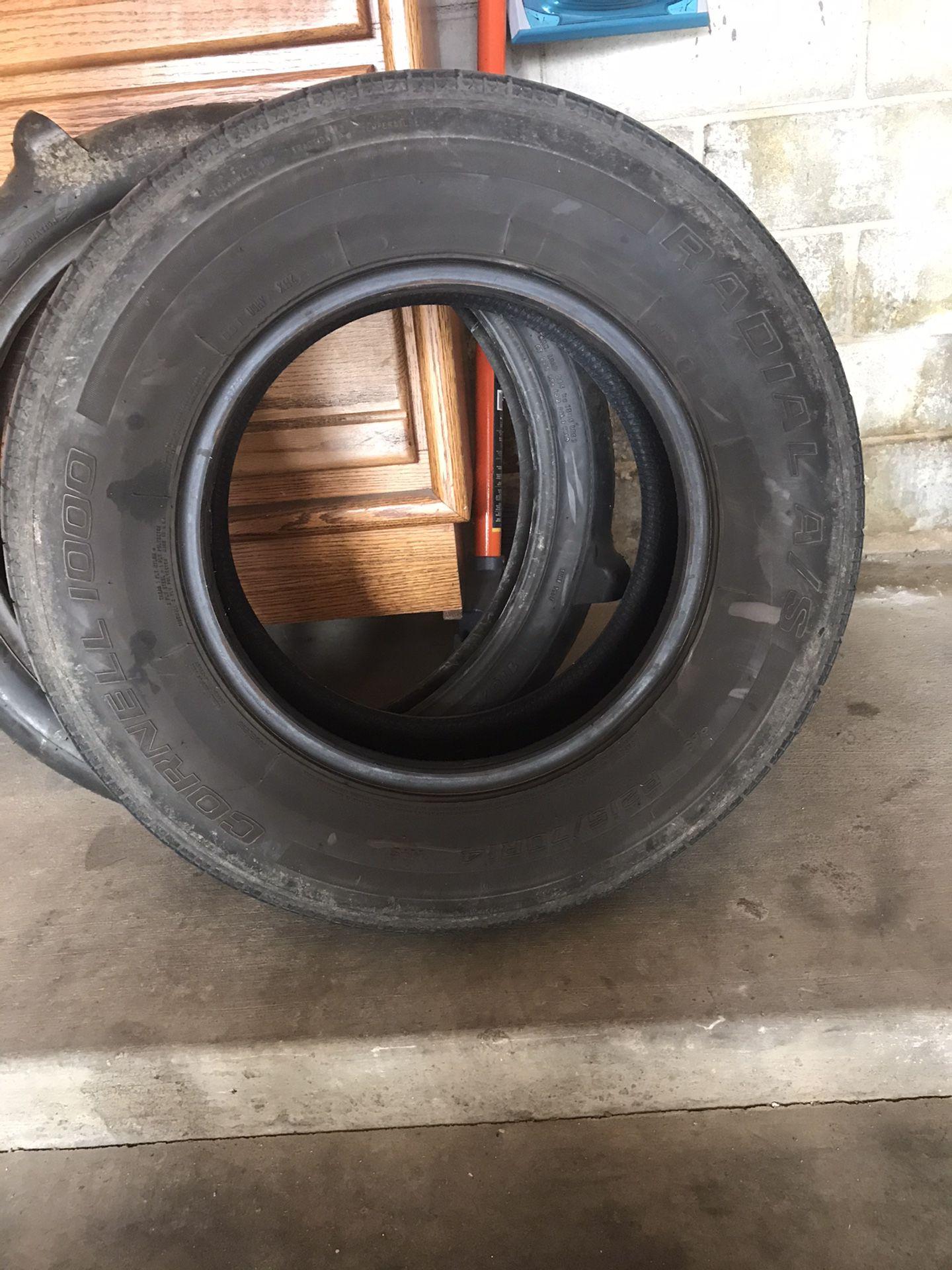 Cornell Tire