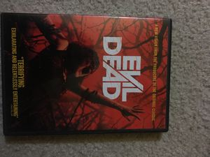 Evil Dead DVD for Sale in Silver Spring, MD