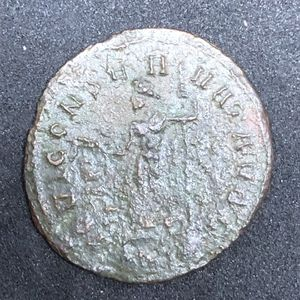 Roman emperor Diocleatain with nude Jupiter cult from 285-291AD ! Scarce ! First $50 offer gets it for Sale in Wood Village, OR