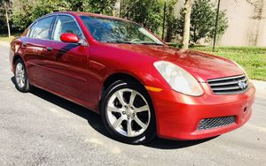 2006 Infiniti G35 ' Engine is Strong ' Priced Cheap for Sale in Brentwood, MD