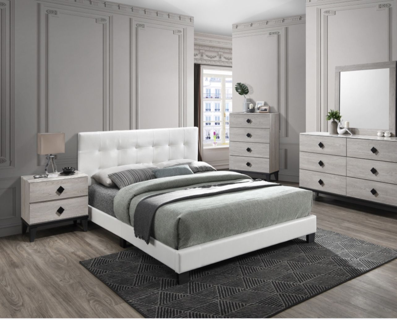 queen Size Bed Frame And Mattress Orthopedic