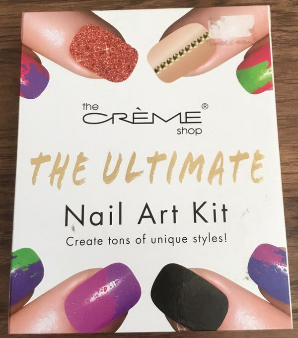 Nail Art Kit By The Crme Shop For Sale In Victorville Ca Offerup