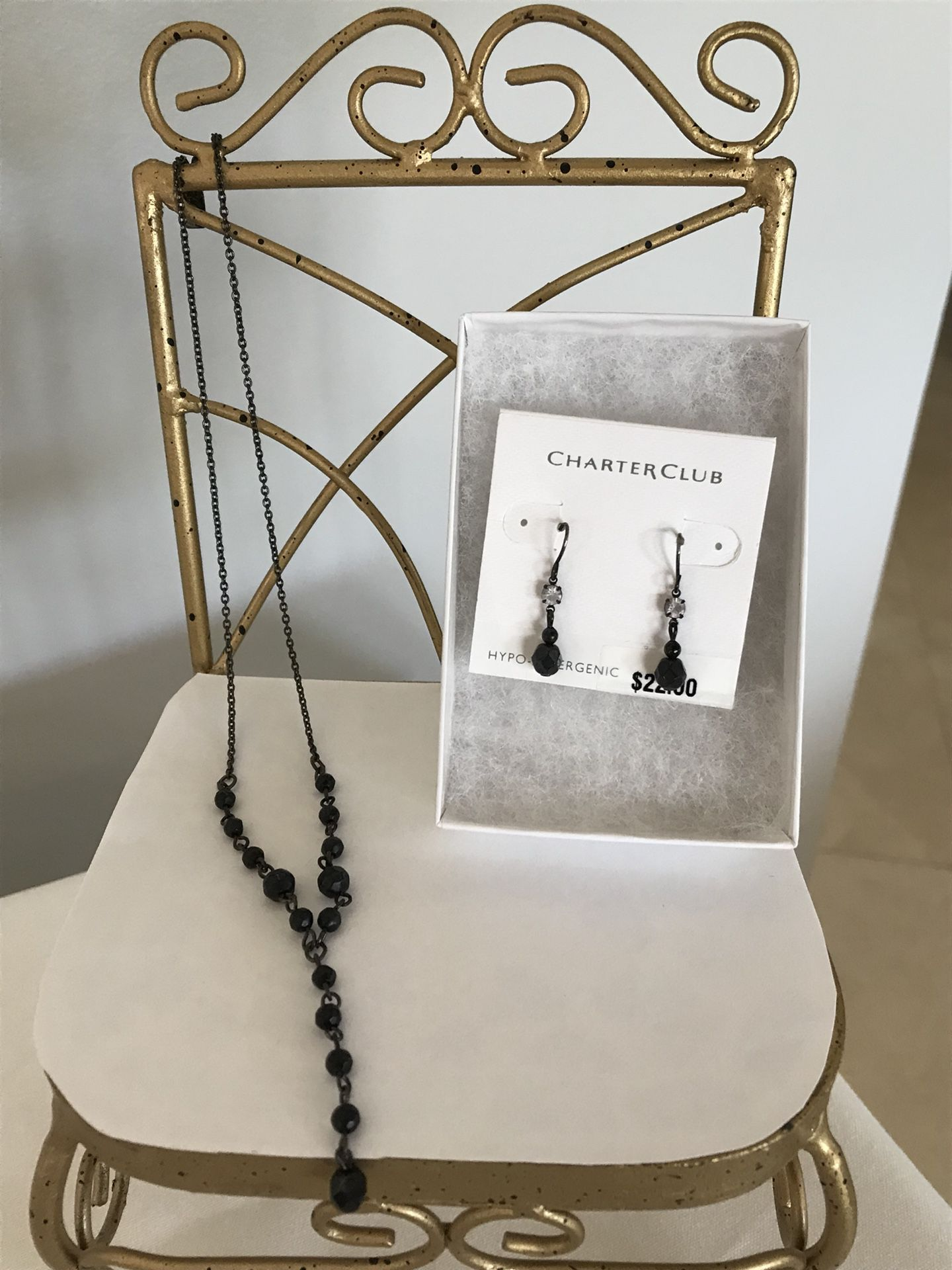 Jewelry Set costume