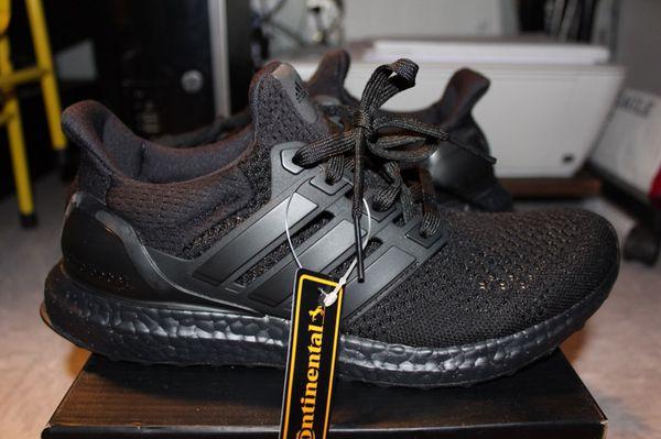 350c560b32fbb Adidas Ultra Boost 1.0 Triple Black for Sale in San Jose