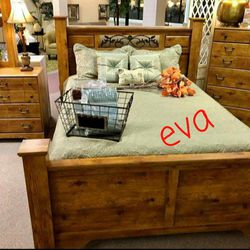 🚛Same Day Delivery👉Bittersweet Light Brown Bedroom Set💰Financing available  Thumbnail