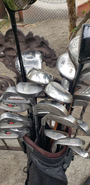 Golf clubs/bag for Sale in Inglewood, CA