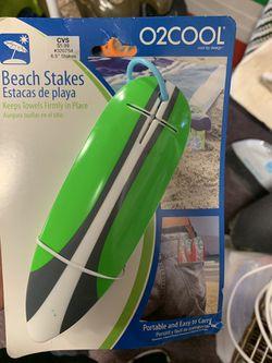 Beach stakes Thumbnail