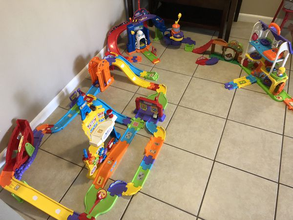 Vtech Go Go Smart Wheels Collection For Sale In Boca Raton Fl