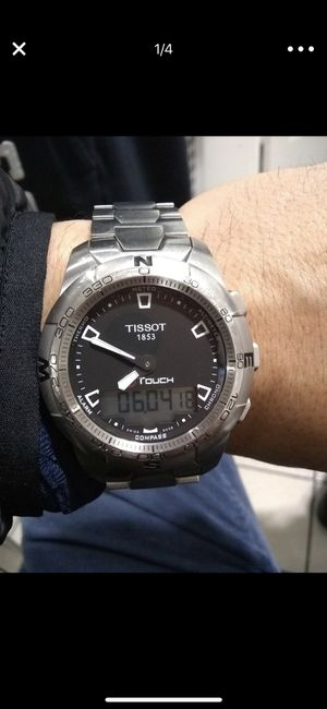 TISSOT TOUCH II for Sale in Boston, MA