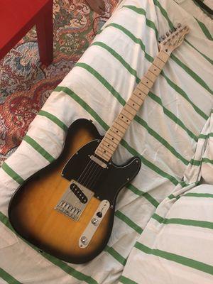 Fender electric guitar + 15g Amp +guitar bag for Sale in Fairfax, VA