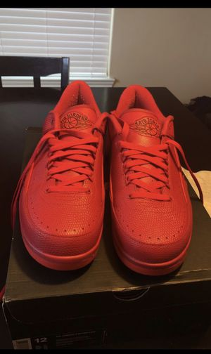 Air Jordan 2's ( Red October 2's ) SIZE 12 for Sale in Spring, TX