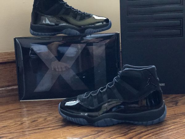 845b1387f92 Air Jordan retro 11 Cap and gown size 10 Brand new for Sale in ...