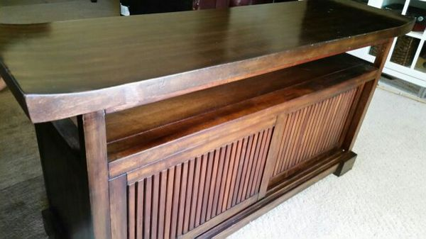 Pier Imports Fung TV Stand For Sale In Walnut Creek CA OfferUp - Pier 1 tv console table