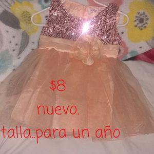 Vestido para una niña de un año nuevo for Sale in Capitol Heights, MD