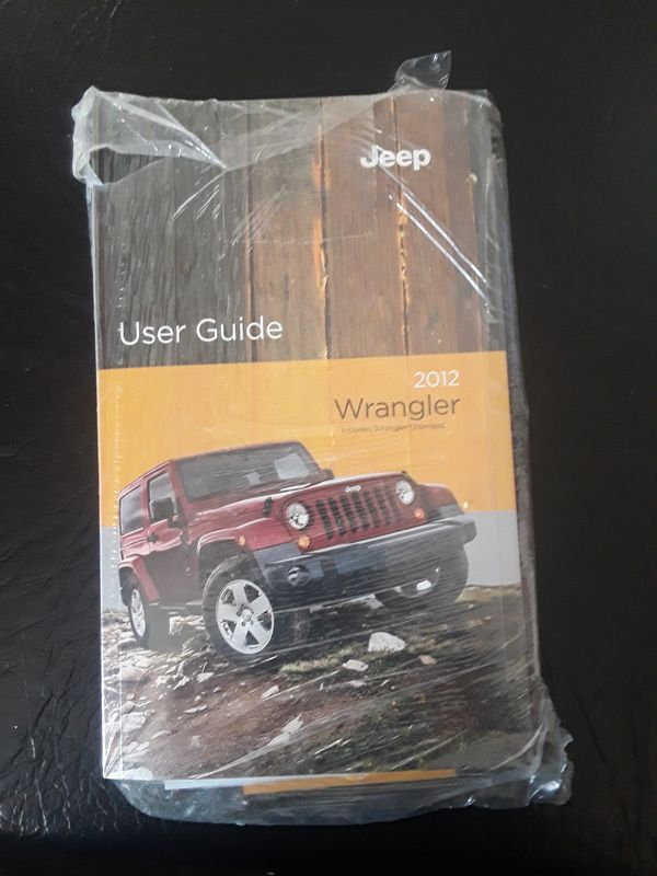 2012 jeep wrangler owners manual for sale in pueblo co offerup 45 publicscrutiny Images