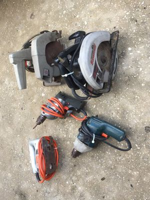 Corded tools for Sale in Sanford, FL
