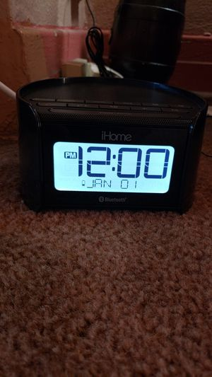 ihome bluetooth speaker for Sale in Los Angeles, CA